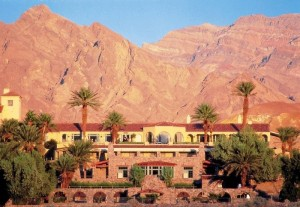 Furnace Creek Resort in Death Valley National Park