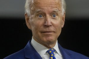 Uh-oh! They let Biden get in front of a microphone again